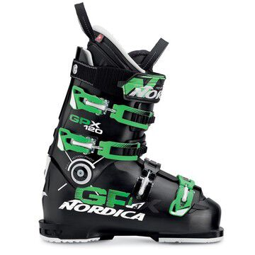 Nordica Mens GPX 120 Alpine Ski Boot - 16/17 Model