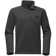The North Face Men's Gordon Lyons 1/4-Zip Fleece Pullover