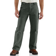 Carhartt Men's 12 oz Cotton Duck Washed Work Pant