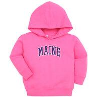 Lakeshirts Toddler Blue 84 Maine Hooded Sweatshirt