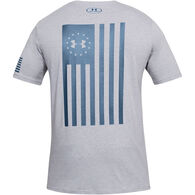 Under Armour Men's UA Freedom Flag Bold Short-Sleeve T-Shirt