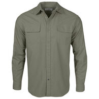 Mountain Khakis Men's Ranger Chamois Long-Sleeve Shirt