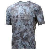 Huk Men's ICON X Camo Short-Sleeve Shirt