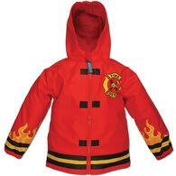 Stephen Joseph Children's Fire Truck Rain Jacket