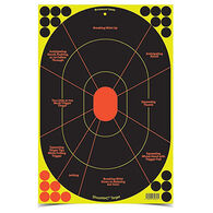 "Birchwood Casey Shoot-N-C 12"" x 18"" Handgun Trainer Paper Target - 5 Pk."