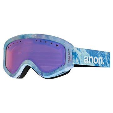 Anon Children's Tracker Frozen Snow Goggle - Discontinued Color