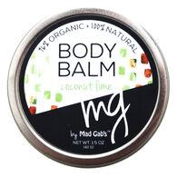 Mad Gab's MG Signature Coconut Lime Body Balm