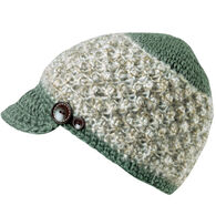 Turtle Fur Women's Mountain Girl Brim Beanie
