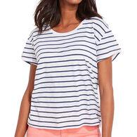 Vineyard Vines Women's Striped Surf Short-Sleeve T-Shirt