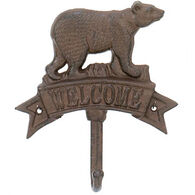 Upper Deck Bear Welcome Hook