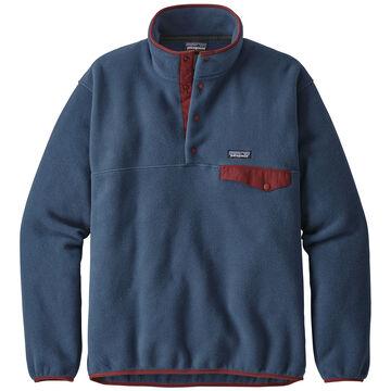 Patagonia Mens Lightweight Synchilla Snap-T Fleece Pullover