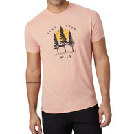 tentree Men's Find Your Wild Classic Short-Sleeve T-Shirt