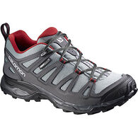 Salomon Men's X Ultra Prime Climateshield Waterproof Low Hiking Shoe