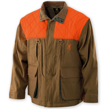 Browning Mens Upland Game Pheasants Forever Jacket