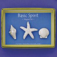 Basic Spirit Shells Magnet Set