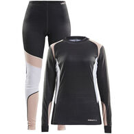 Craft Sportswear Women's Active Comfort Baselayer Set
