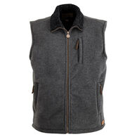 Outback Trading Men's Summit Fleece Vest