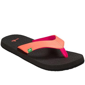 Sanuk Girls' Yoga Mat Sandal