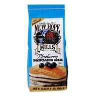 New Hope Mills Blueberry Pancake Mix, 24 oz.