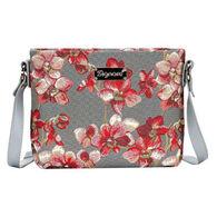 Signare Women's Orchid Bag Purse Crossbody Handbag