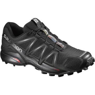 Salomon Mens Speedcross 4 Trail Running Shoe