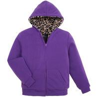 Kenpo Girl's i5 Lined Sweatshirt