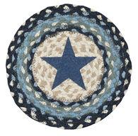 Capitol Earth Blue Star Trivet