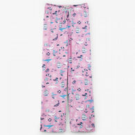 Hatley Women's Little Blue House Sweet Mermaid Sleep Pant