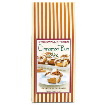 Stonewall Kitchen Cinnamon Bun Mix, 19.6 oz.