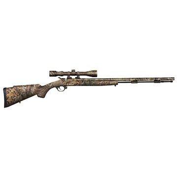 Traditions Pursuit G4 Ultralight 50 Cal. Muzzleloader w/ 3-9x40mm Scope