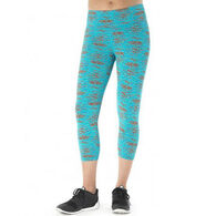 Tasc Performance Women's Nola Crop Printed Pant