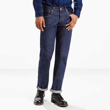 Levis Mens Made in the USA 501 Original Fit Jean