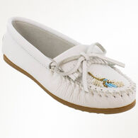 Minnetonka Women's Moko Feather Moccasin