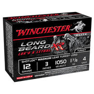 "Winchester Long Beard XR 12 GA 3"" 1-7/8 oz. #4 Shotshell Ammo (10)"