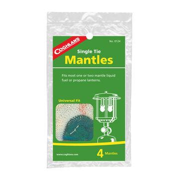 Coghlans Single Tie Mantle - 4 Pk.