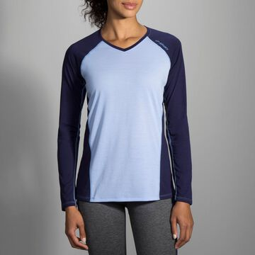 Brooks Women's Distance Long-Sleeve Running Shirt