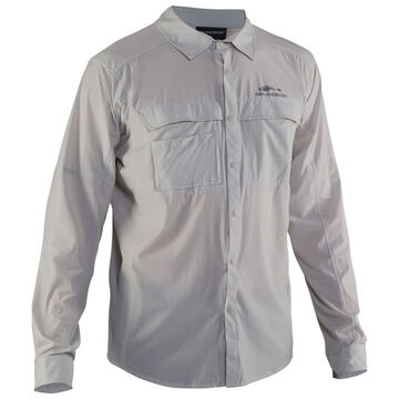 Grundens Men's Hooksetter Long-Sleeve Shirt