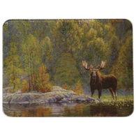 Rivers Edge Moose Cutting Board