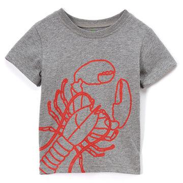 Doodle Pants Toddler Boys Lobster Short-Sleeve T-Shirt