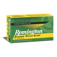 "Remington Slugger 20 GA 2-3/4"" 5/8 oz. Rifled Slug Ammo (5)"