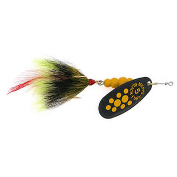 Mepps Black Fury Dressed Spinner Lure