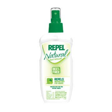 Repel Natural Insect Repellent Pump Spray - 6.5 oz.