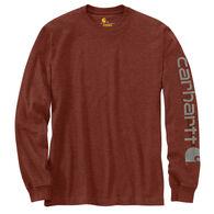 Carhartt Men's Graphic Logo Long-Sleeve T-Shirt