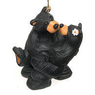 "Big Sky Carvers ""Embrace"" Bear Ornament"