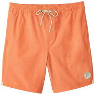 O'Neill Men's Solid Volley Boardshort