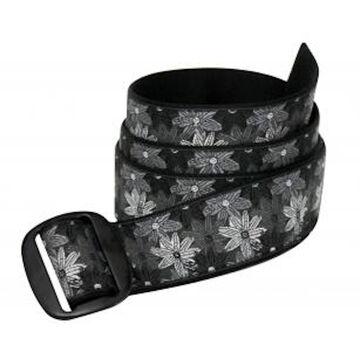 Bison Designs Womens 38mm Manzo Buckle Flower Belt