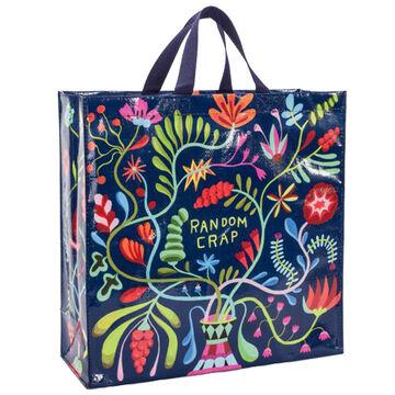 Blue Q Womens Random Crap Shopper Bag