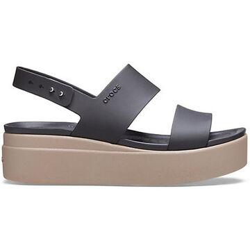 Crocs Womens Brooklyn Wedge Sandal