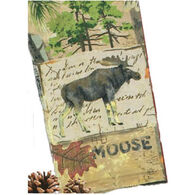 Kay Dee Designs Wilderness Trail Moose Terry Towel