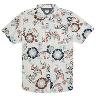O'Neill Men's Jack O'Neill Flora Button-Down Short-Sleeve Shirt